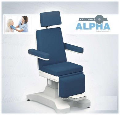 Електрически Стол за УНГ Архимед АЛФА