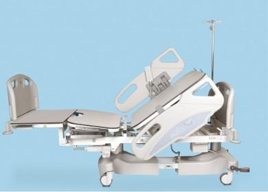 Електро-механично родилно легло